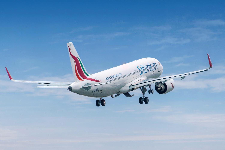 UL A320neo (SriLankan Airlines)