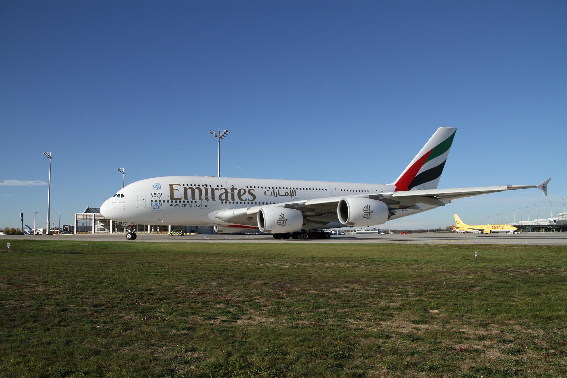 EK A380 3