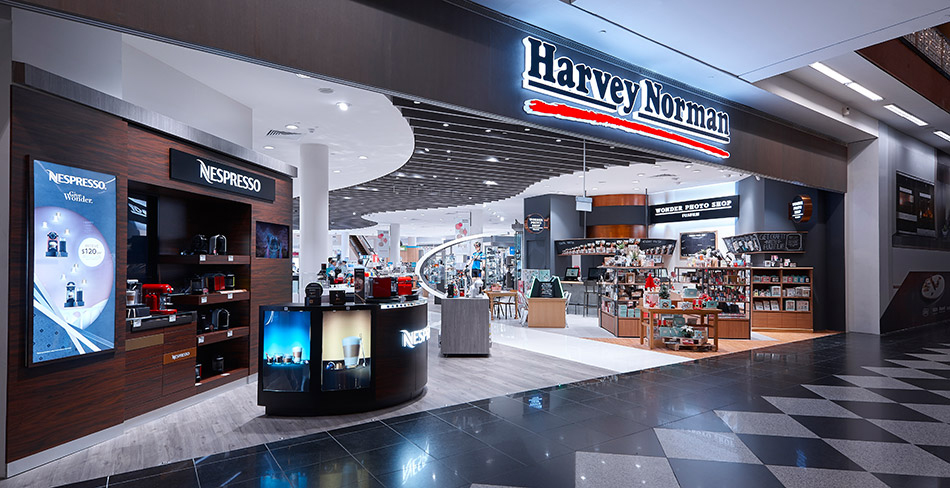 Harvey Norman Millenia Walk 2 (Harvey Norman)
