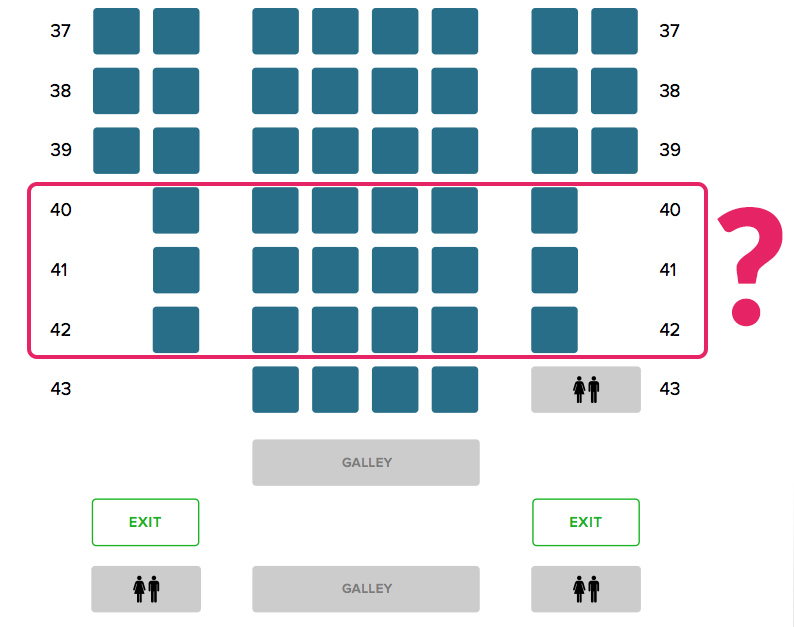 Missing Seats