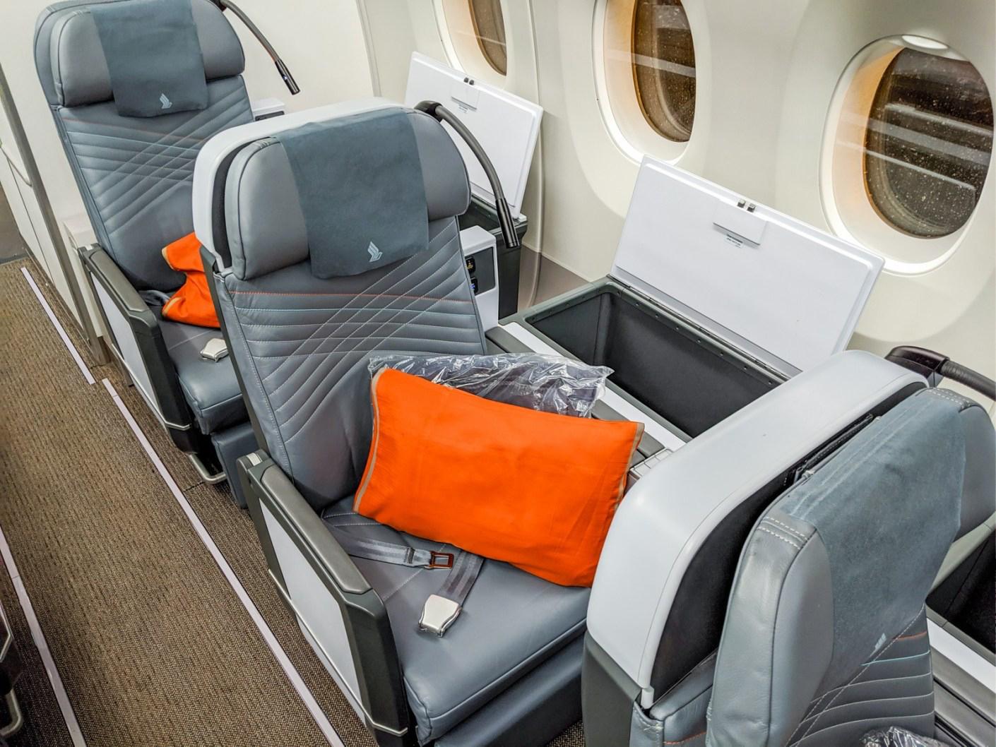 Solo Seat (TPG)