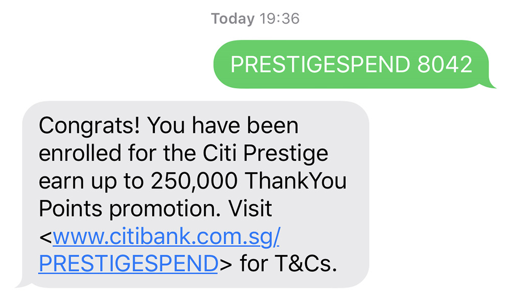 61k Promo Accepted