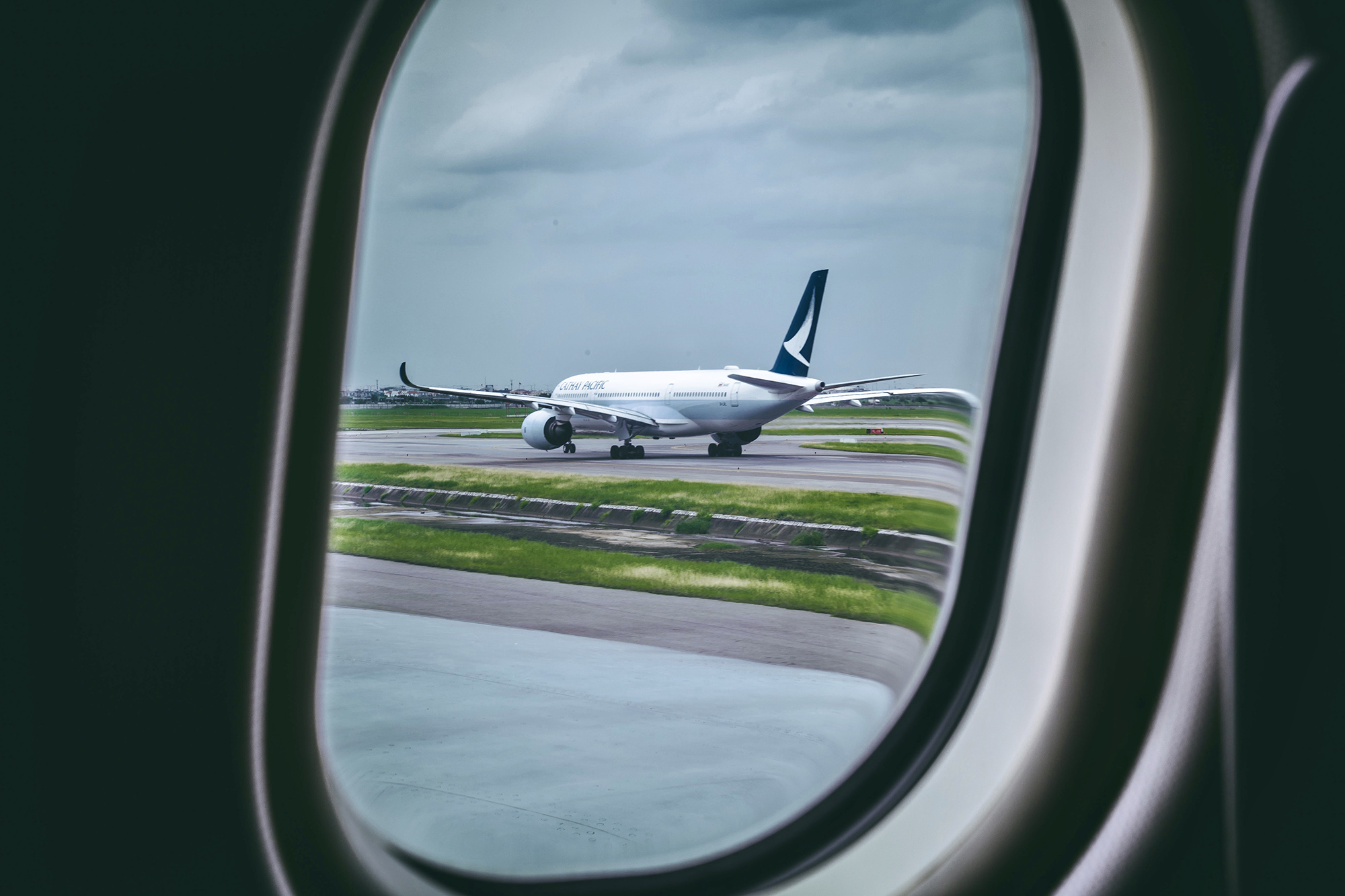CX A350 from window (Kevin Bosc)