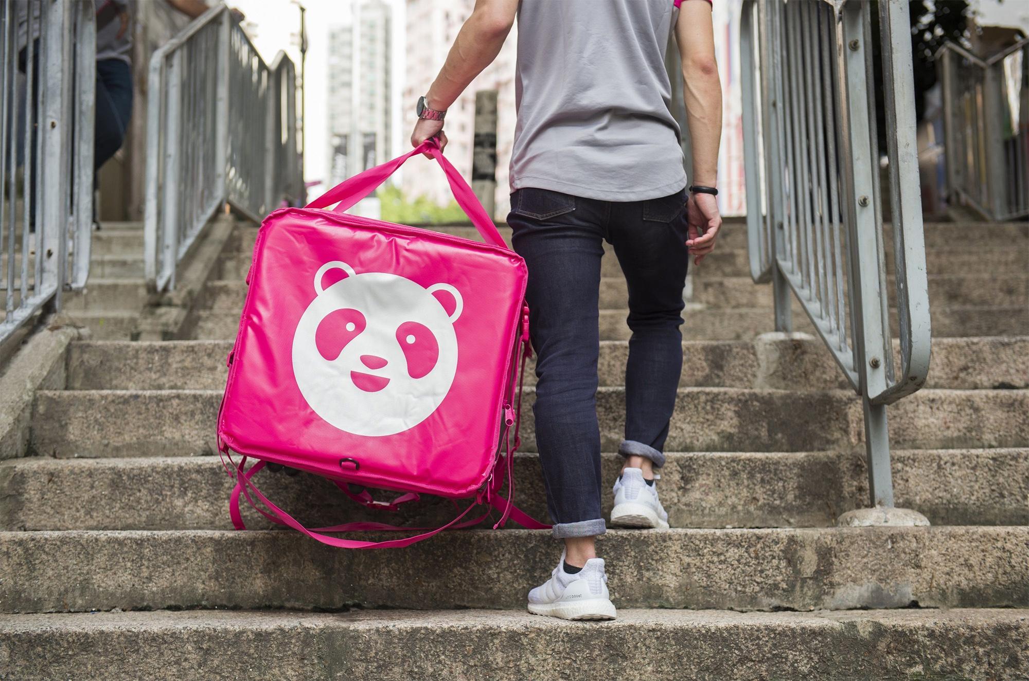 Delivery Steps 1 (foodpanda)