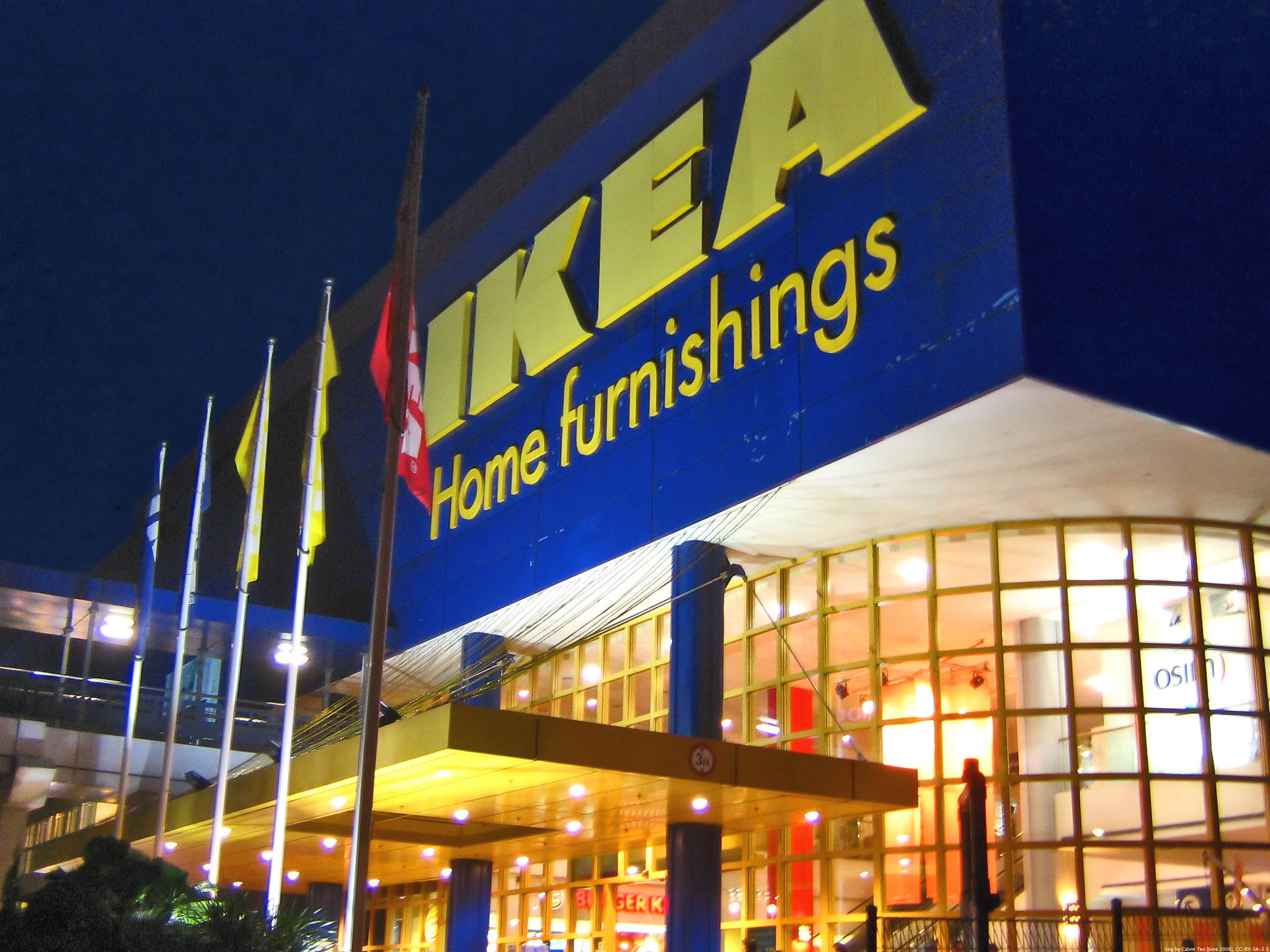 IKEA Store Singapore