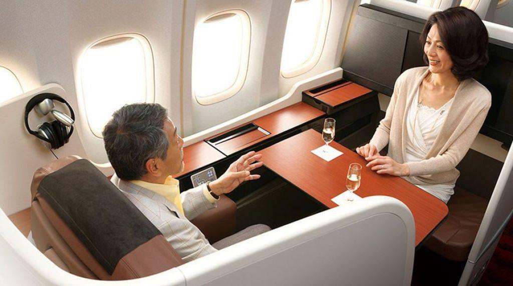JL First Class (JAL)