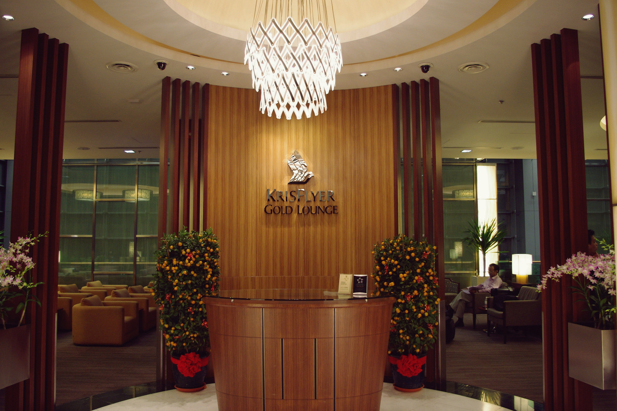 KF Gold Lounge Changi T3 (Matt@TWN)