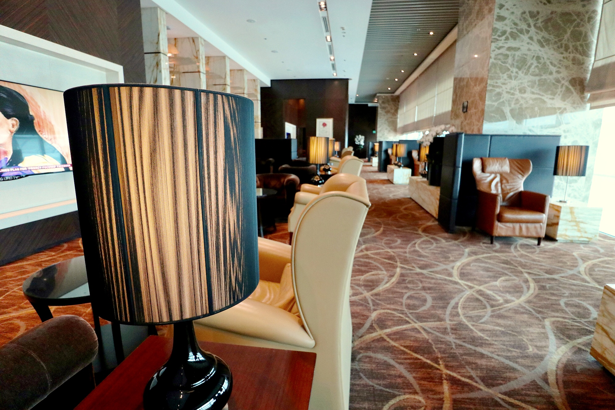 Lounge Lamp 2