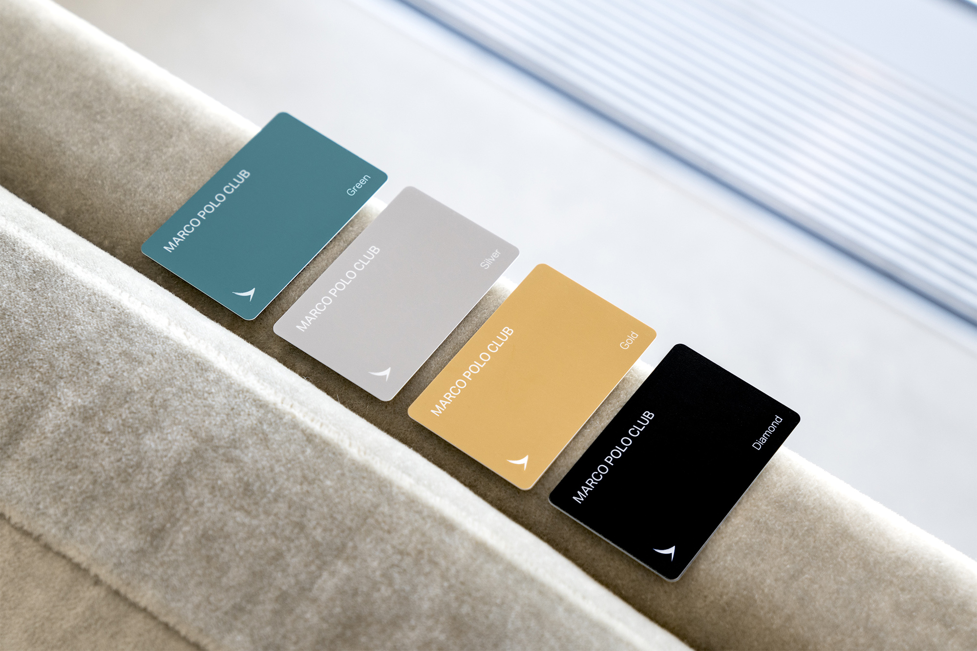 Marco Polo Cards (Cathay Pacific)
