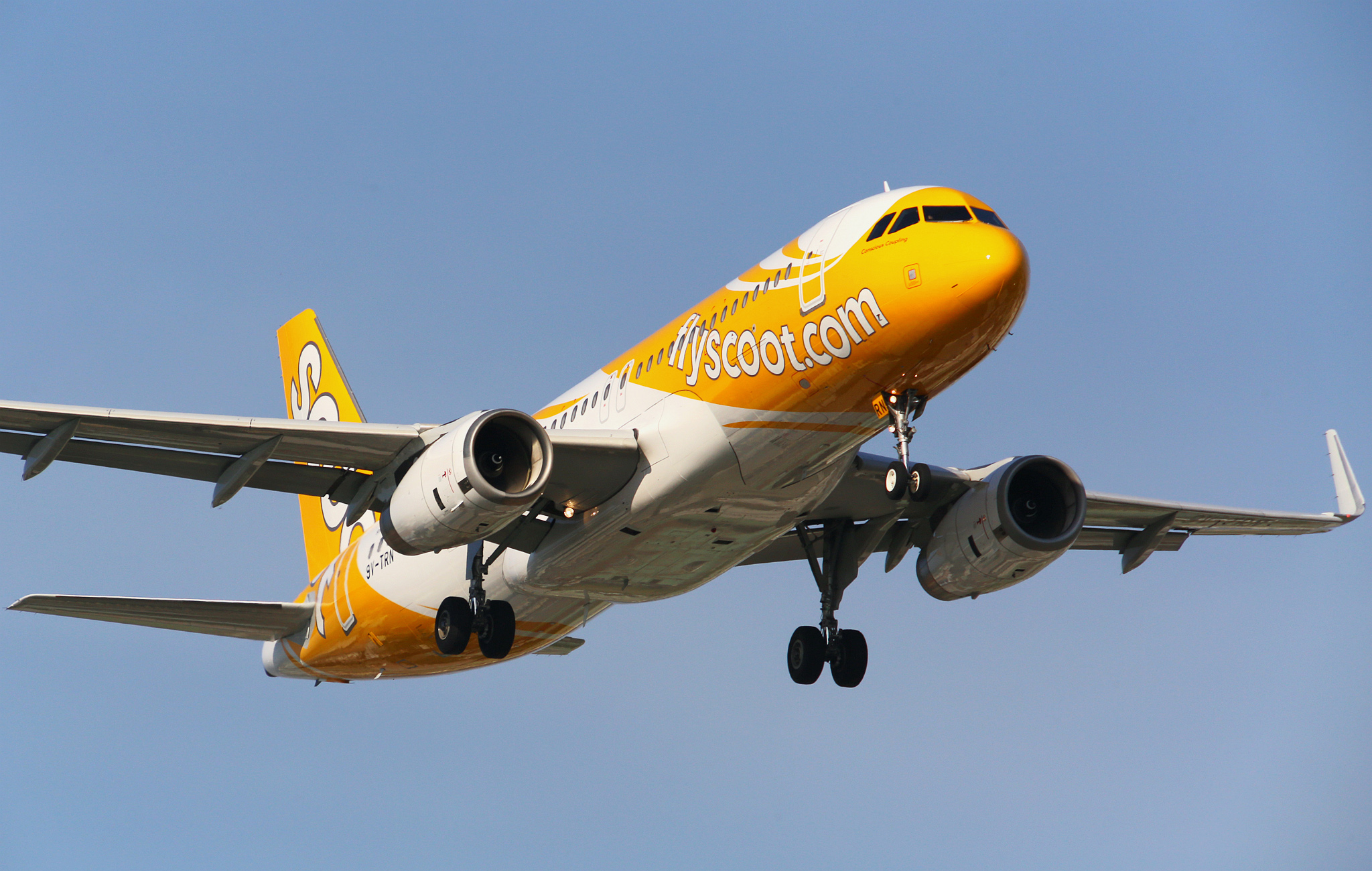 Scoot A320 TPE