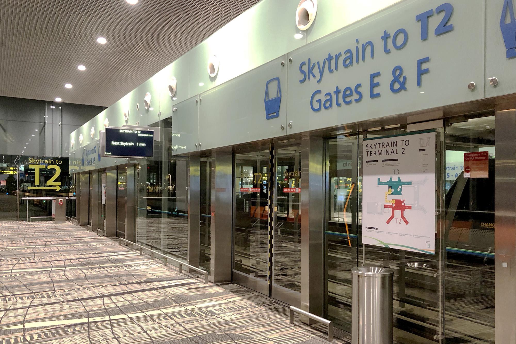 SkyTrain T3-T2 (MM)