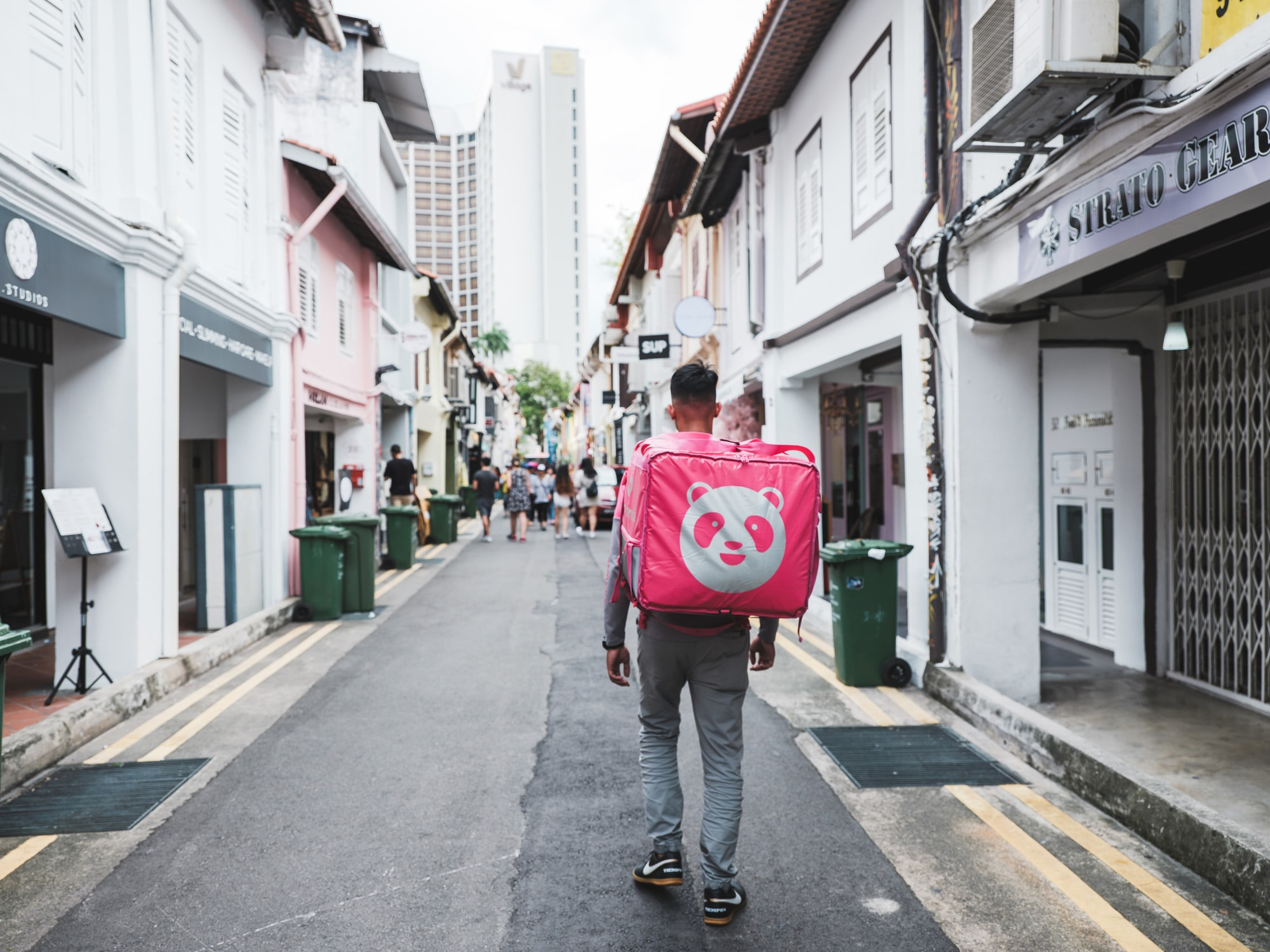 Street Image (foodpanda Singapore)