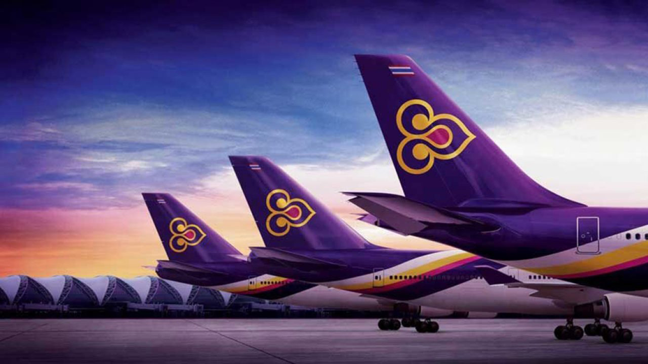Thai Tails (Thai Airways)