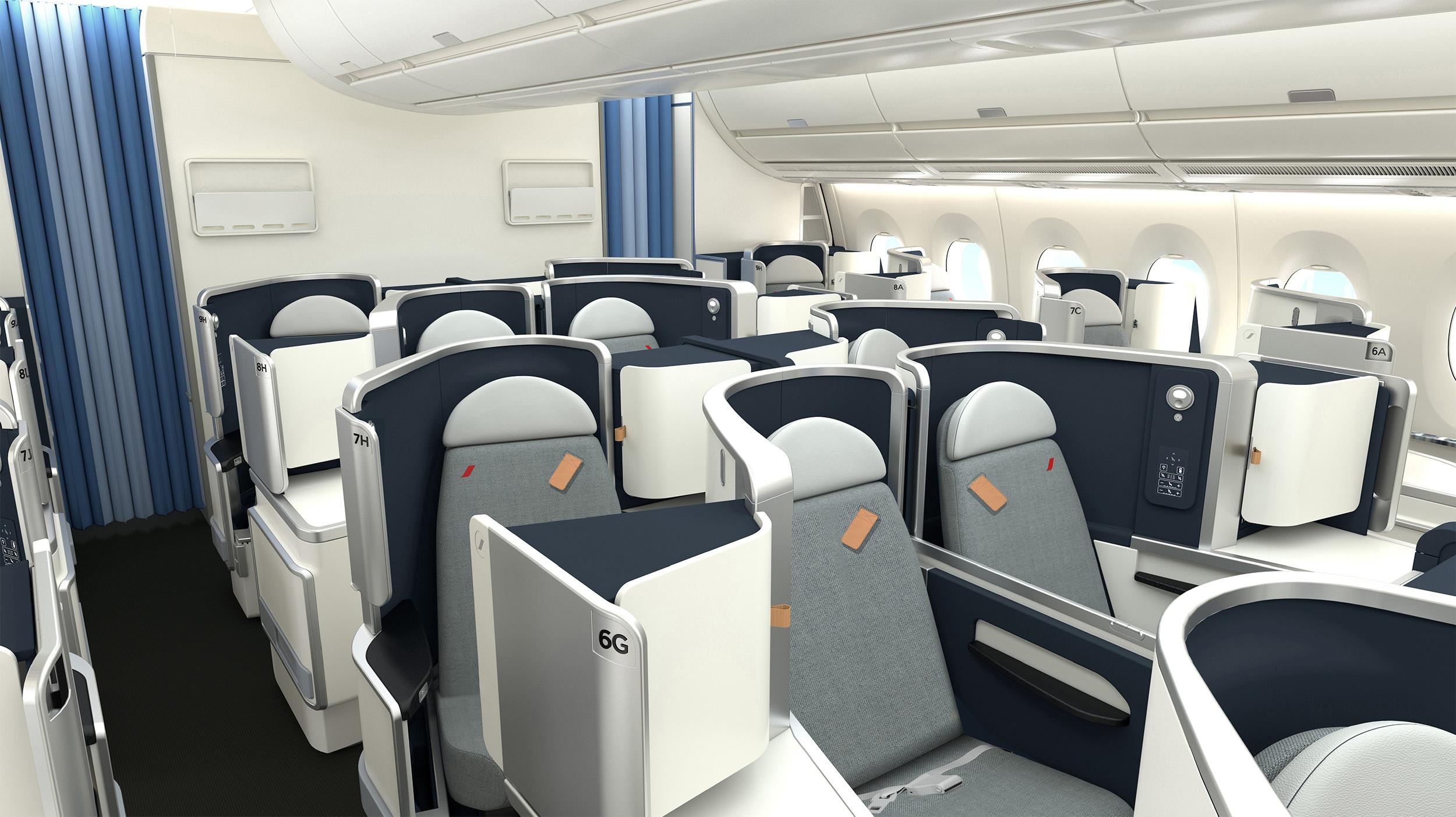 AF A350 J 3 (Air France)