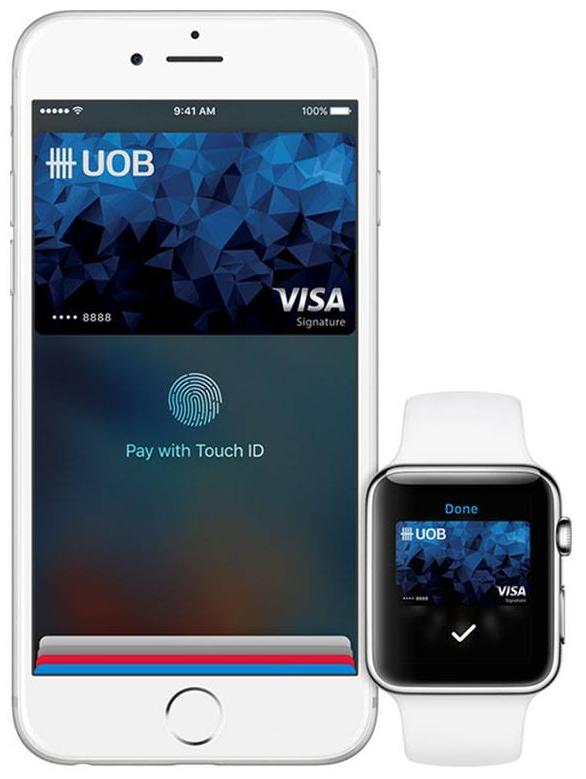 Apple Pay UOB 2