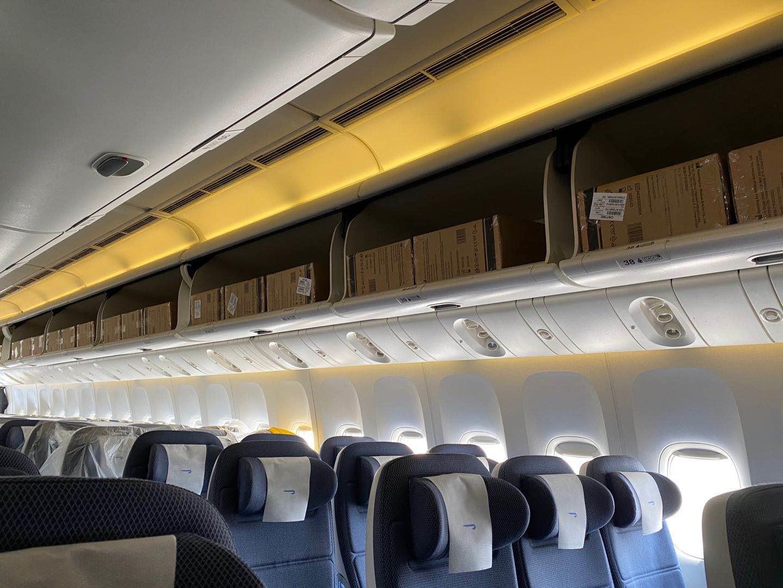 BA 777 Cargo Cabin 4 (British Airways)