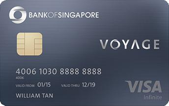 BOS Voyage Card