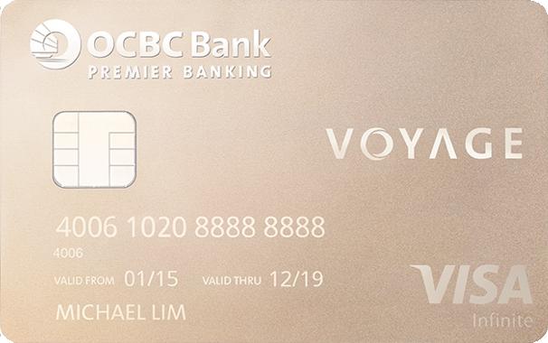 Premier Voyage Card 2