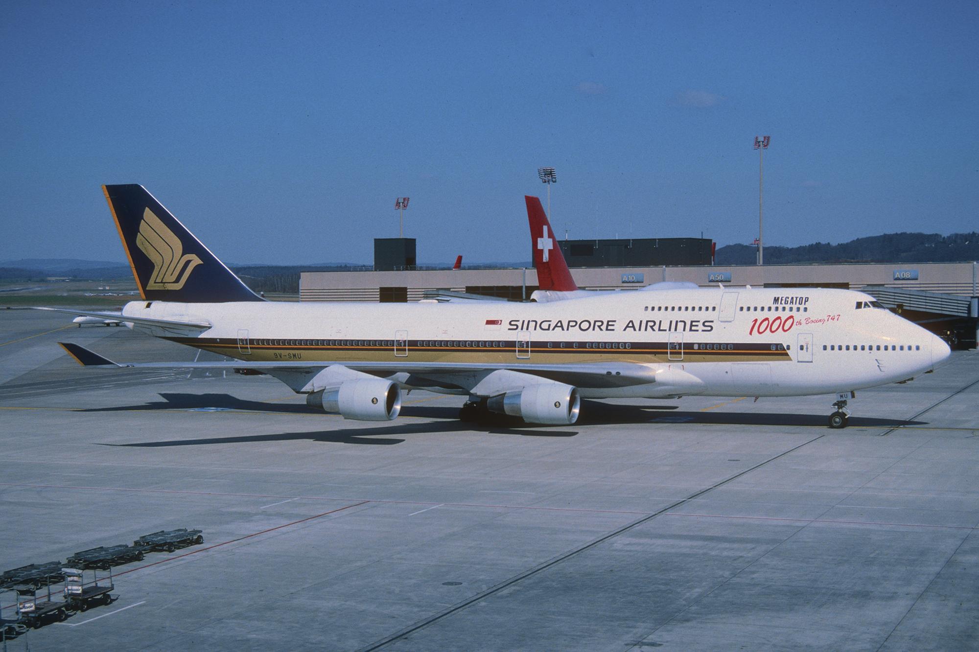 SQ 744 SMU (Aero Icarus)