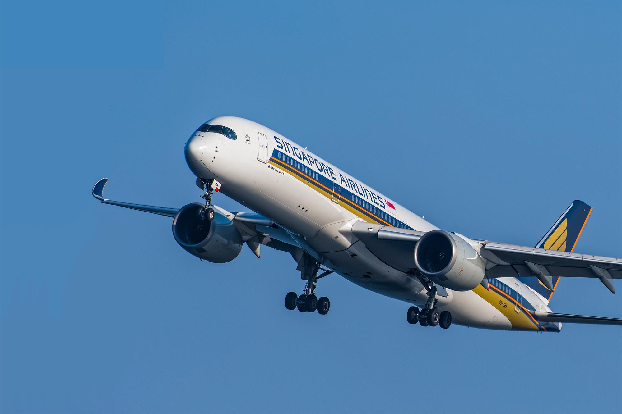 SQ A350 3