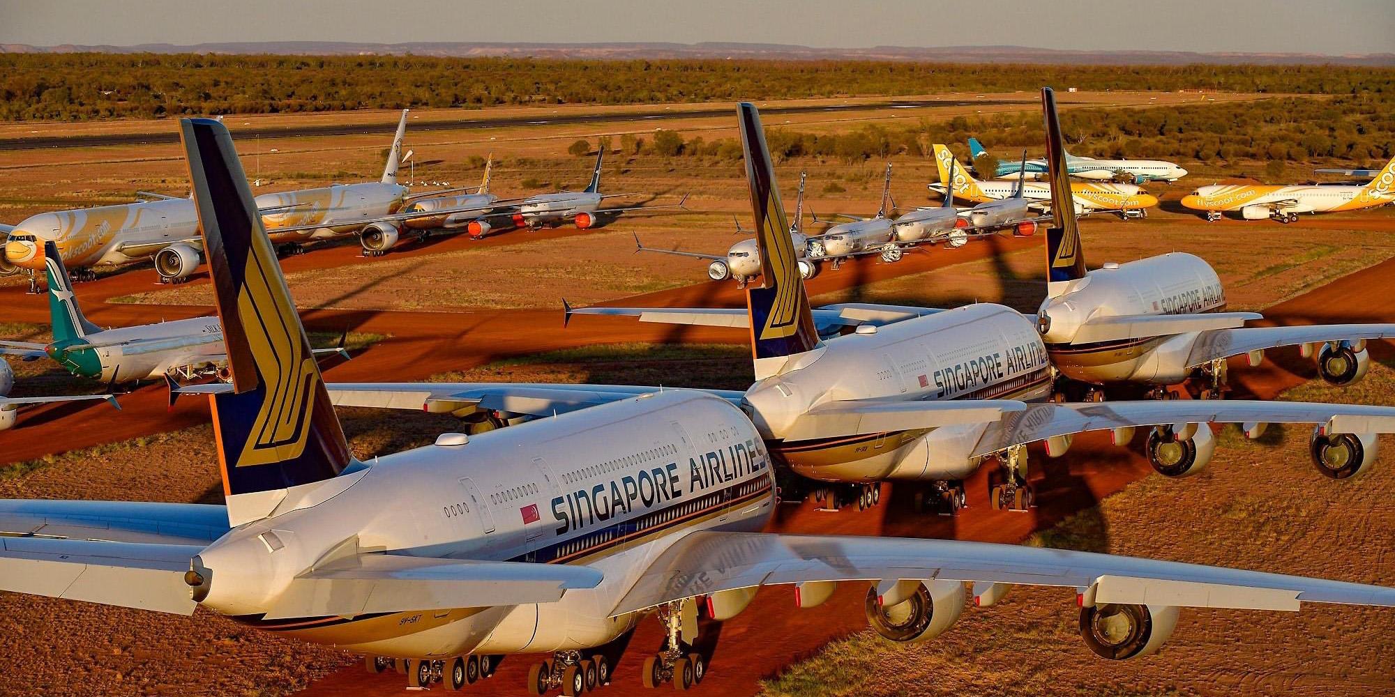 SQ A380s ASP (Steve Strike)