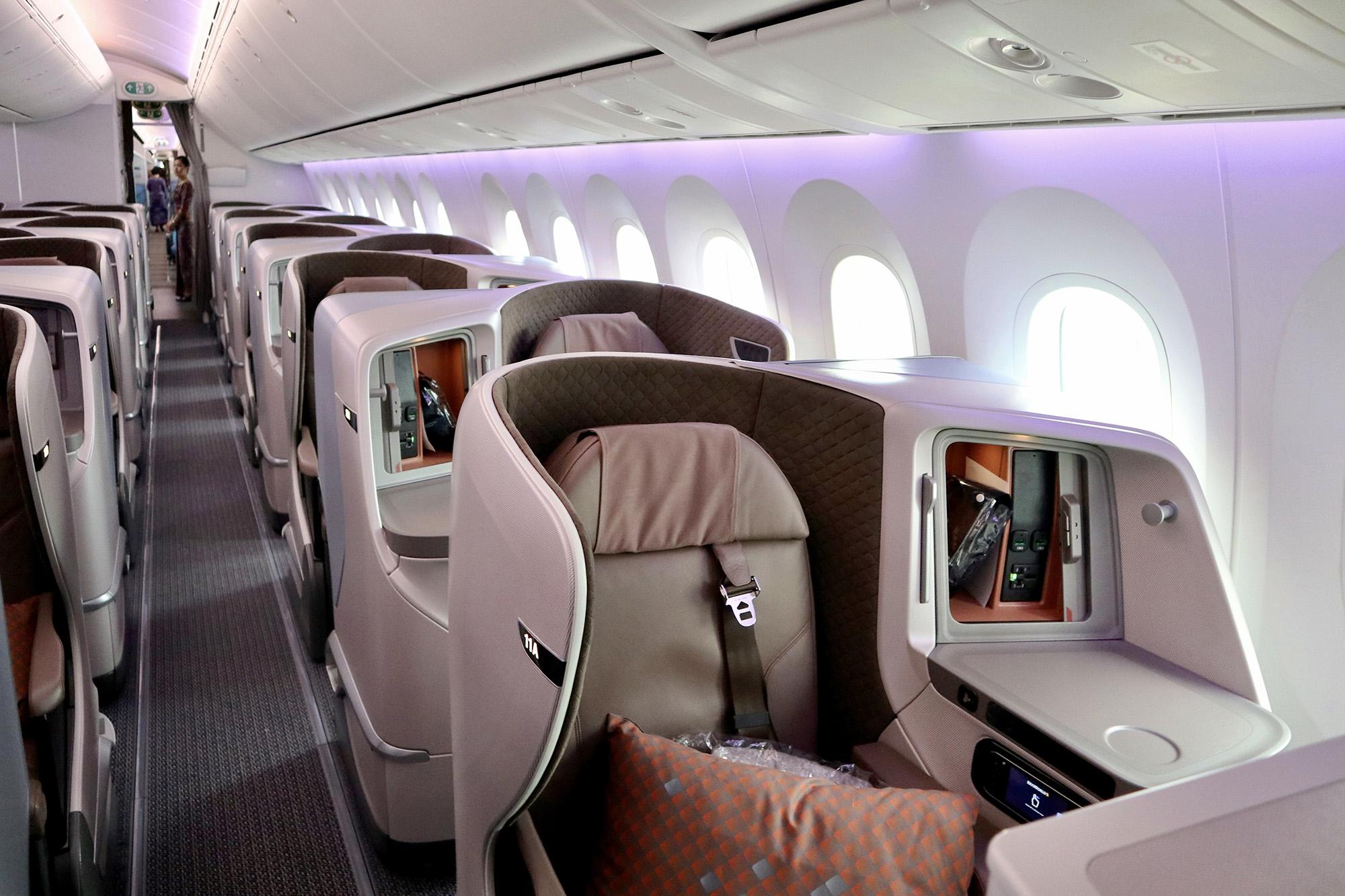 A seats