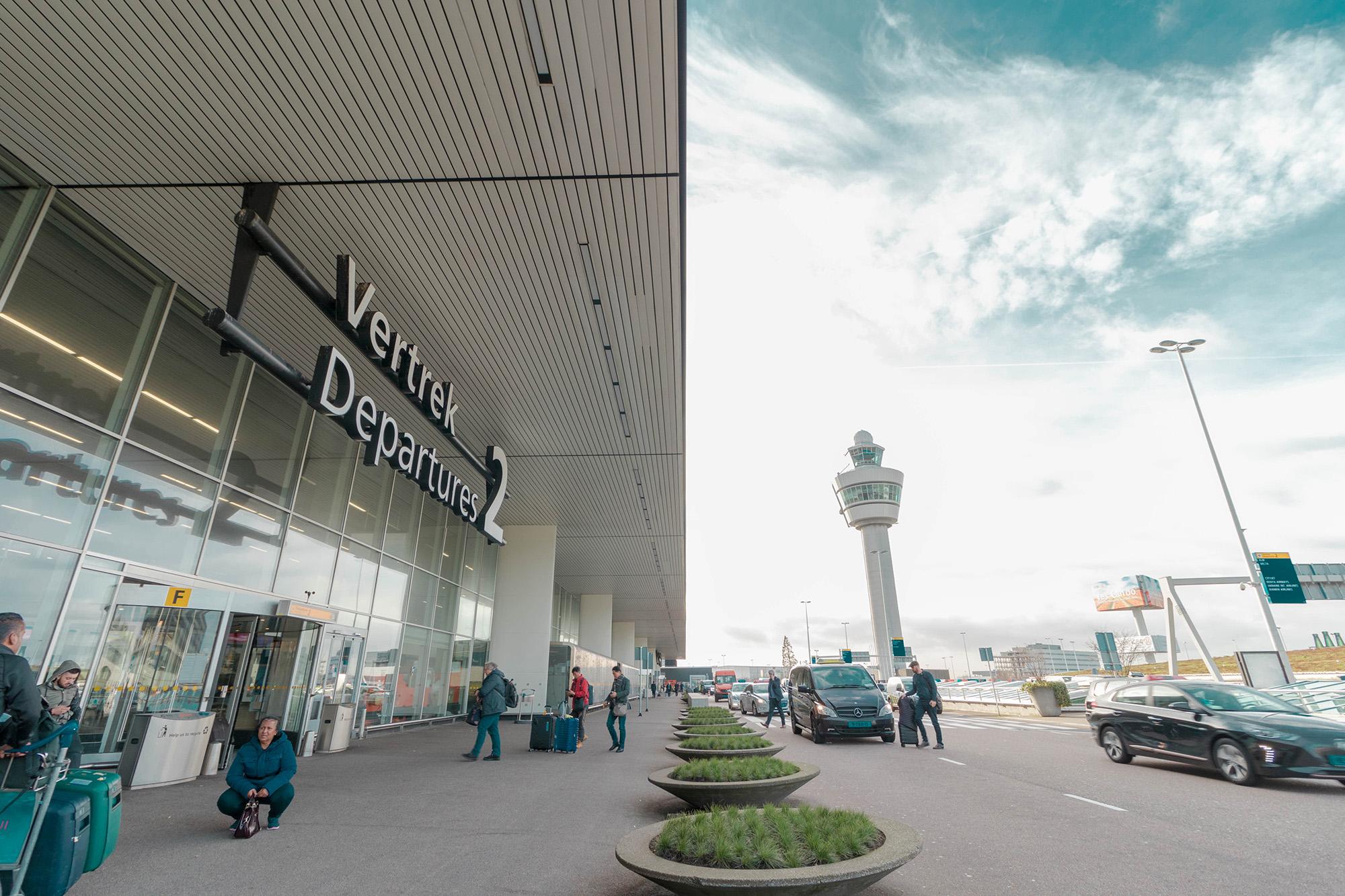 AMS Terminal 2 (Ben Koorengevel)