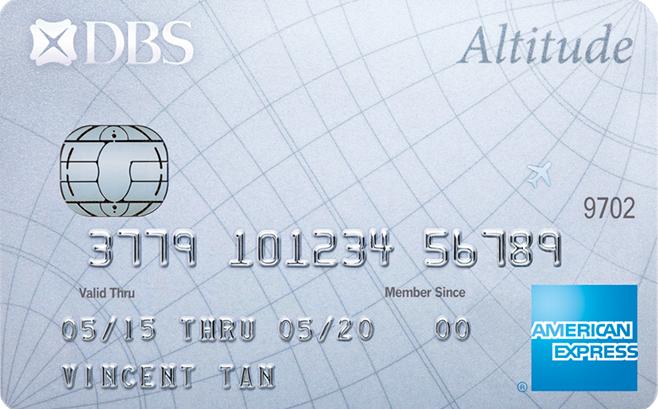 Altitude Card Amex
