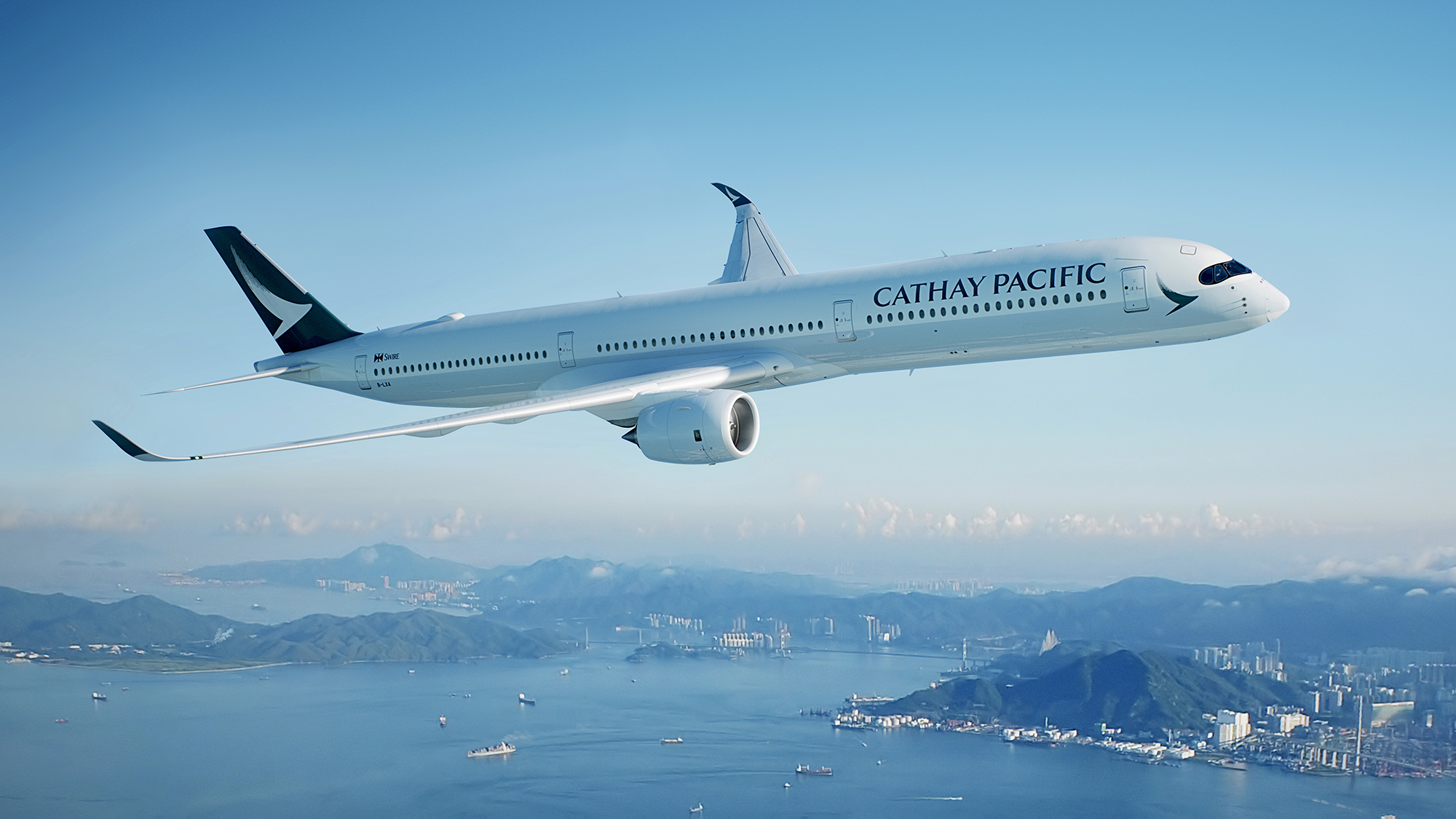 CX A350-1000 (Cathay Pacific)