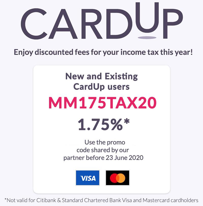 CardUp IT2020 Visa MM