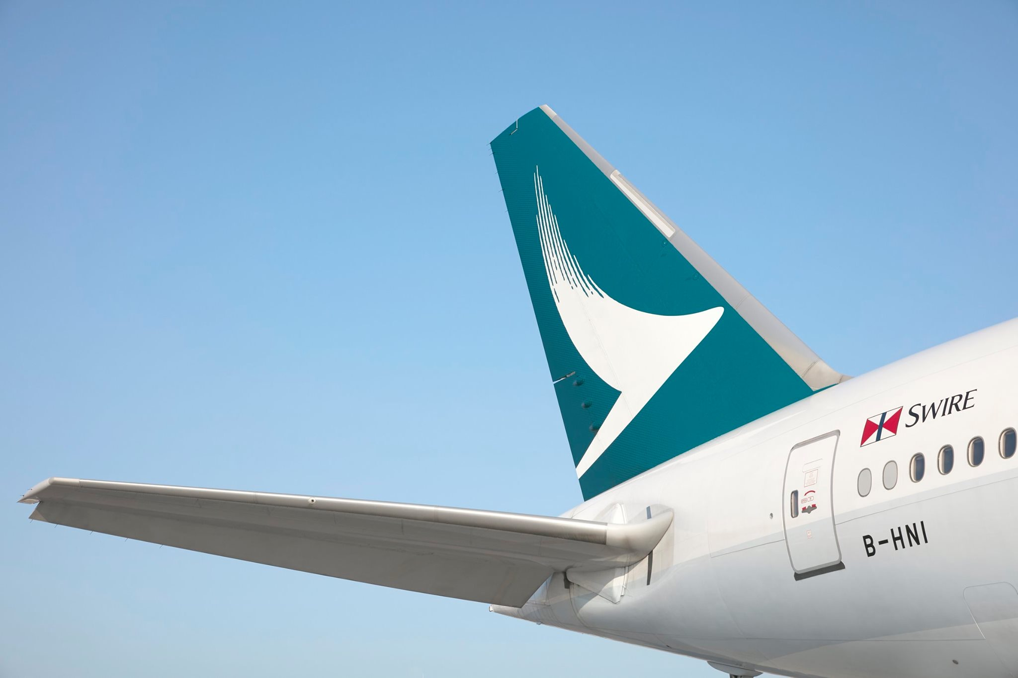 Cathay Tail (Cathay Pacific)