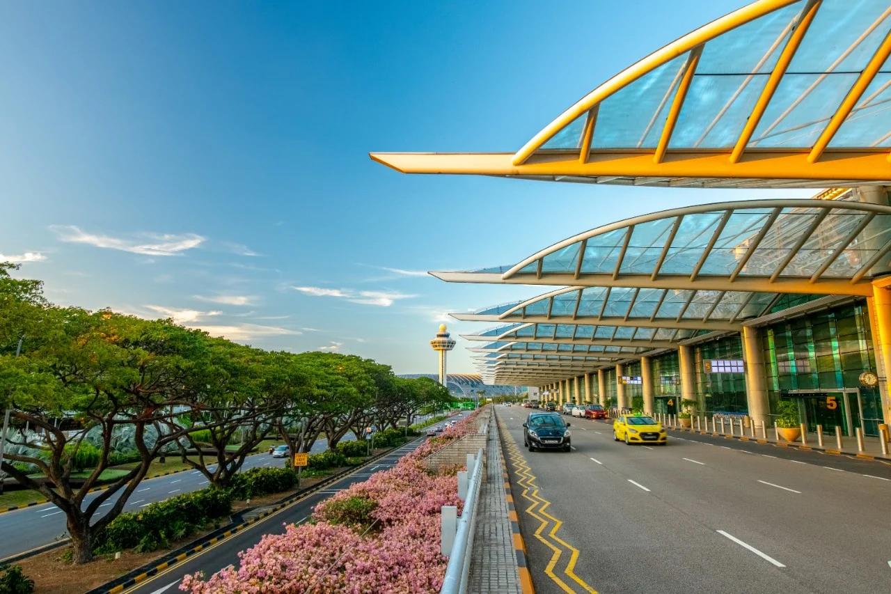 Changi T2 Driveway (CAG)