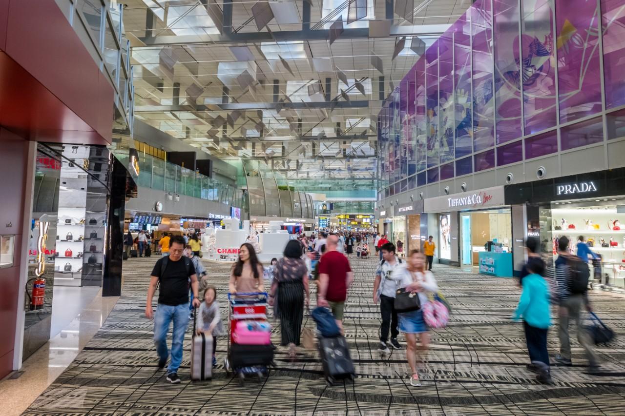 Changi T3 Transit (CAG)
