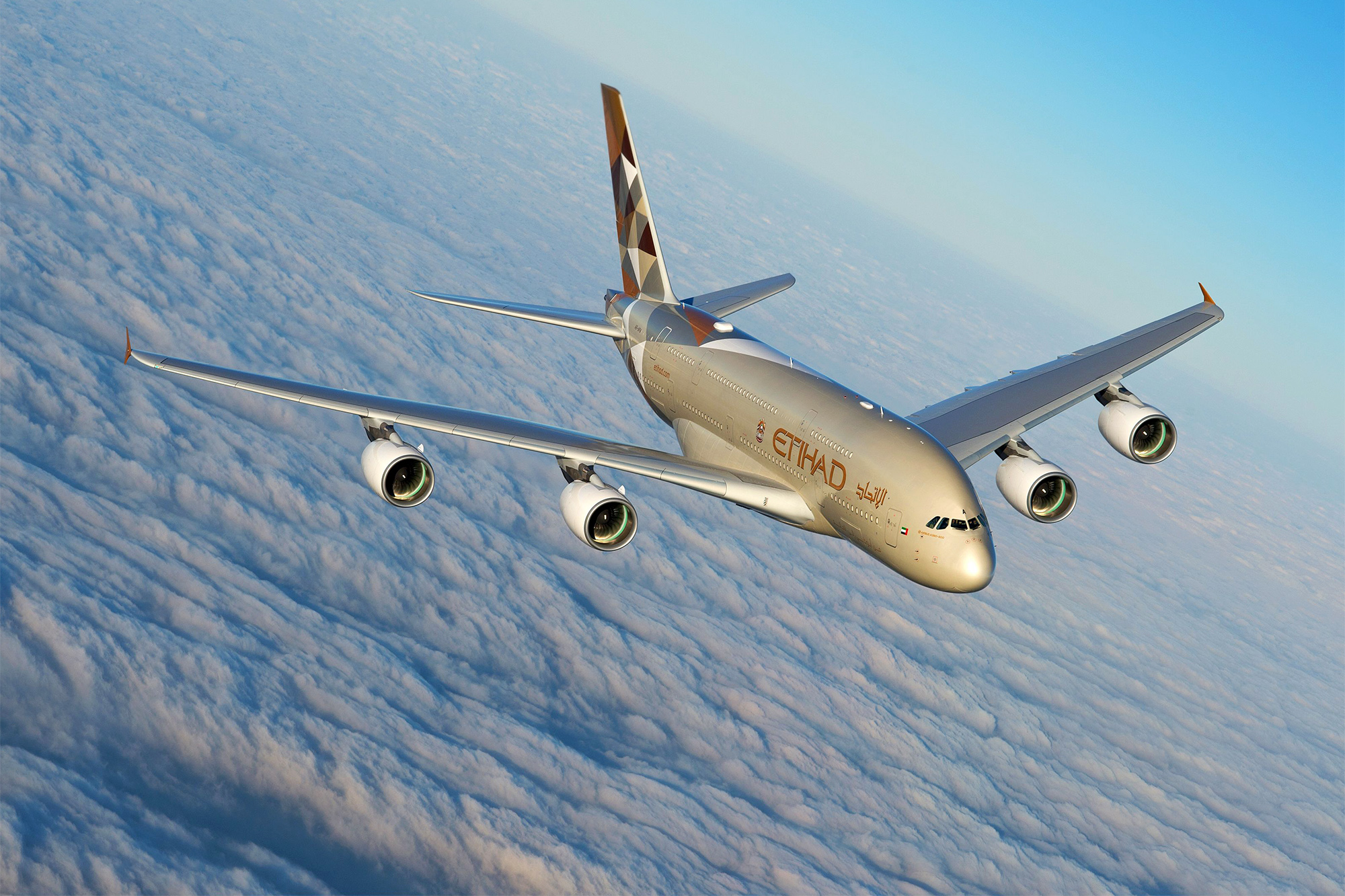 EY A380 In Flight 2 (Airbus)
