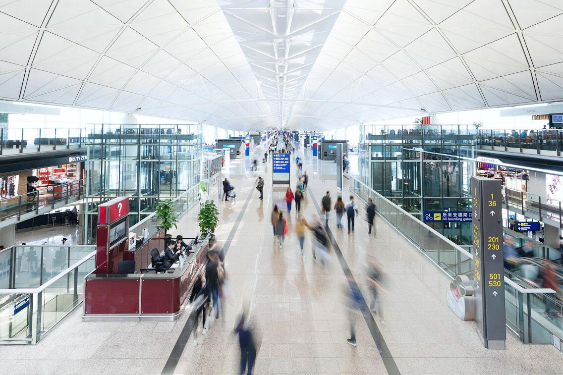HKG Transit Area 2 (HKIA)