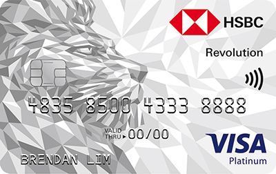 HSBC Revo Card Small