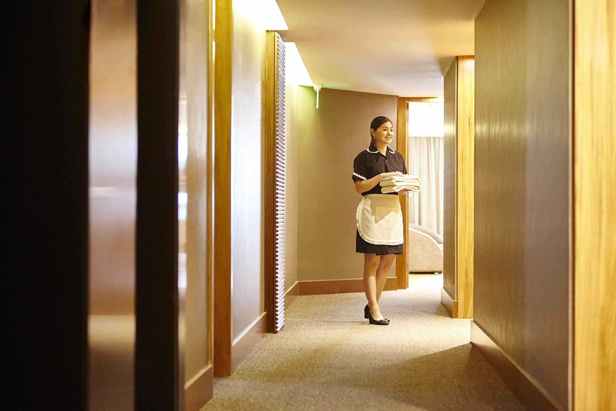 Housekeepoing (PortoBay Hotels)