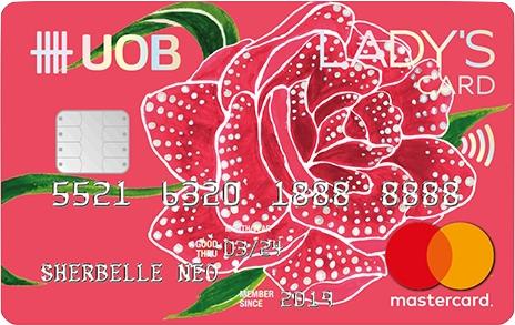 Ladys Card