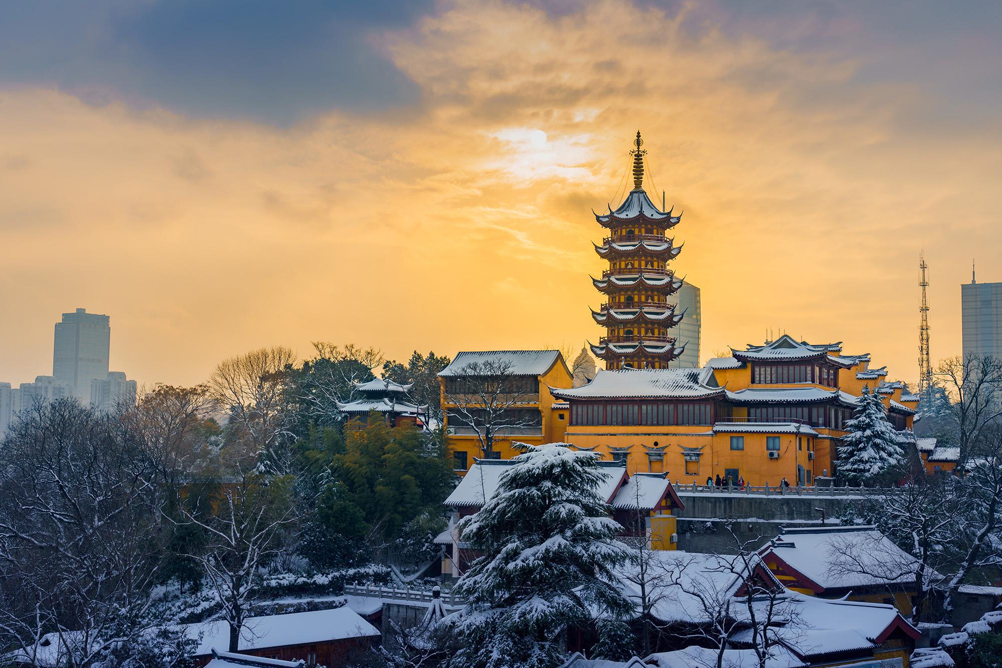 Nanjing Jiming Temple (Kenneth Yang)