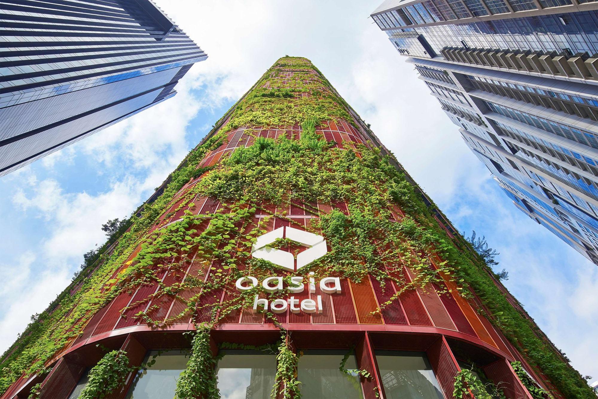 Oasia Hotel Downtown (Far East Hospitality)