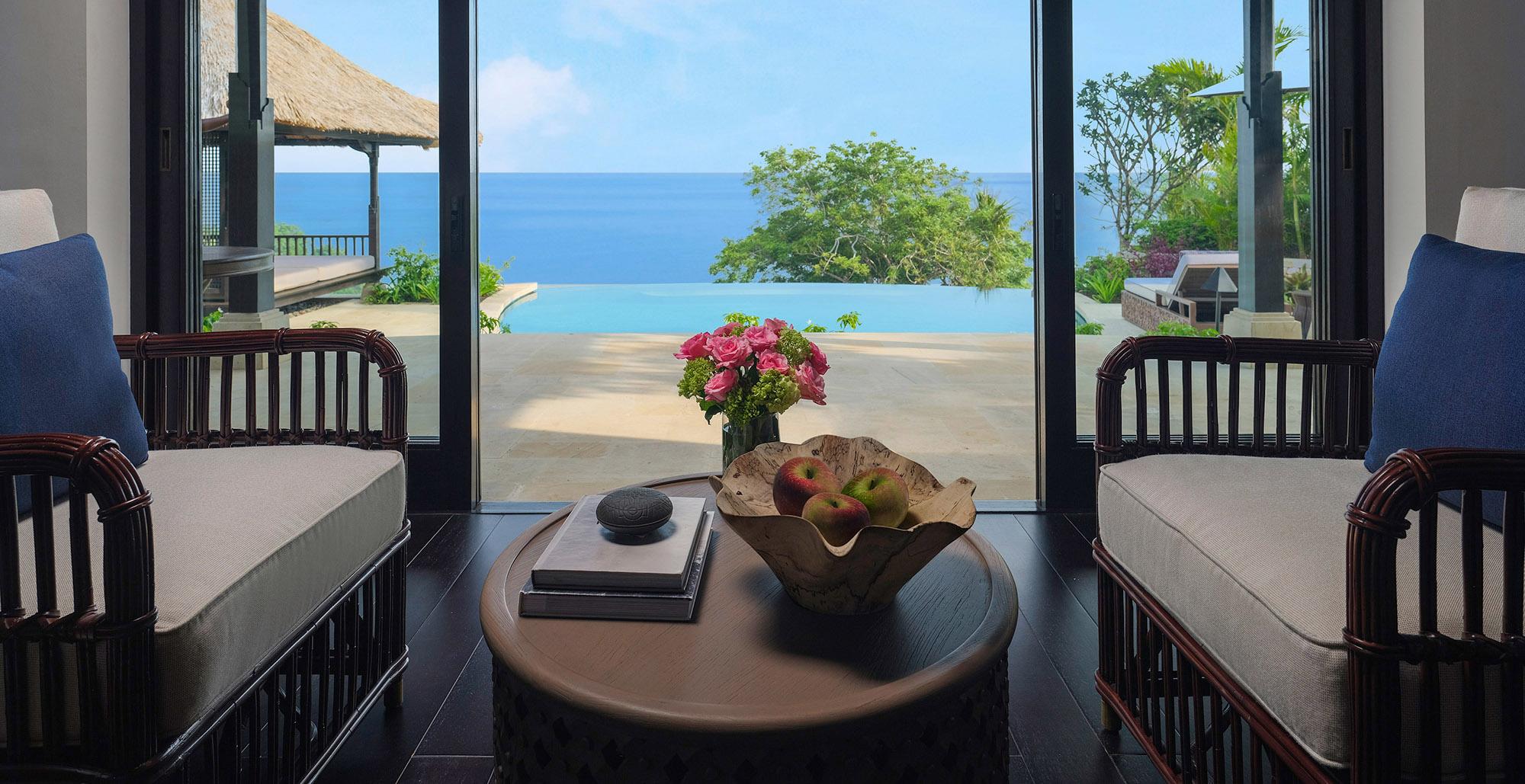 Ocean Pool Villa 9 (Dewandra Djelantik - Accor)