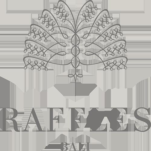 Raffles Bali Logo Trans 2
