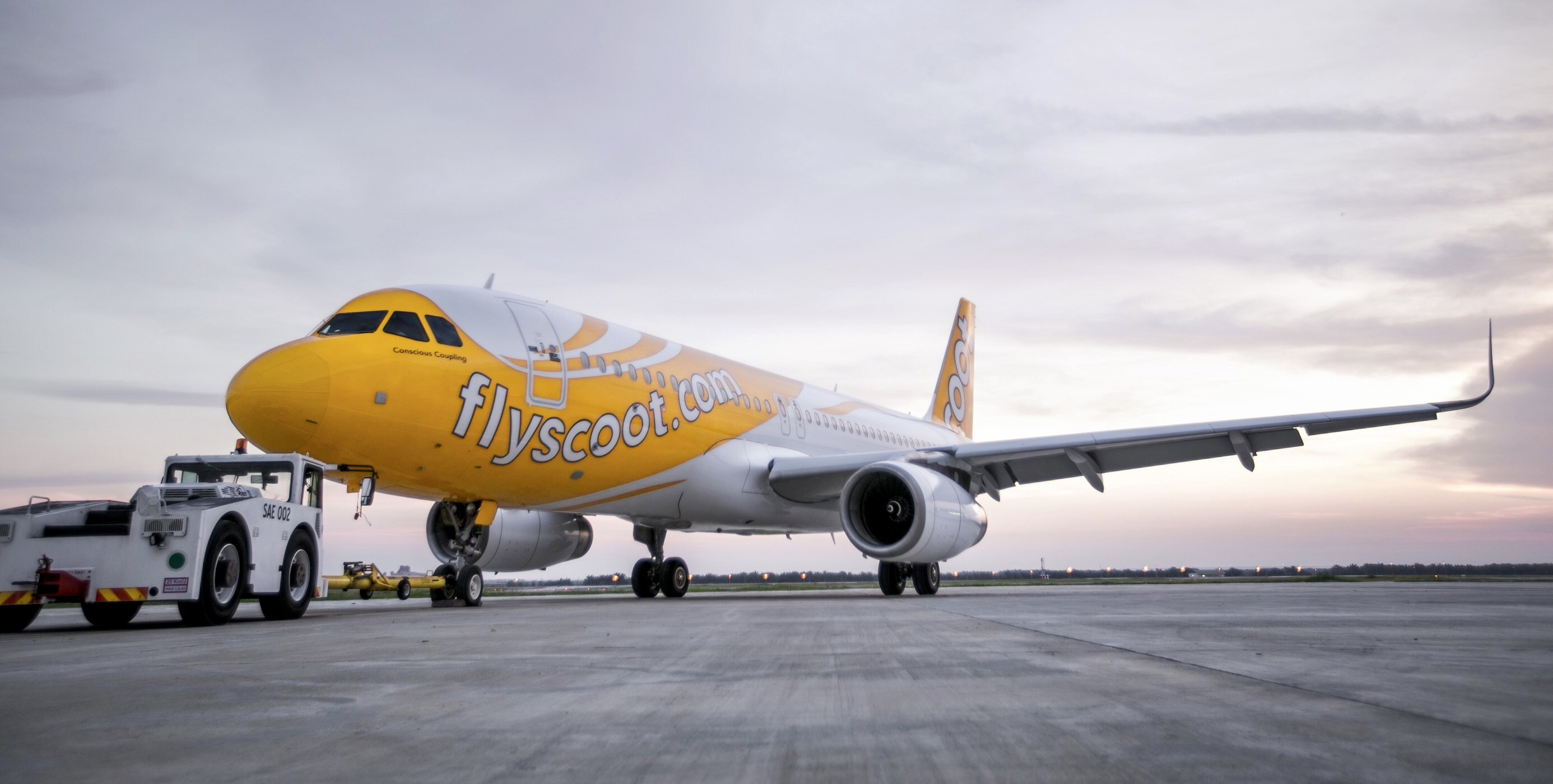 Scoot A320 Wide (Scoot)