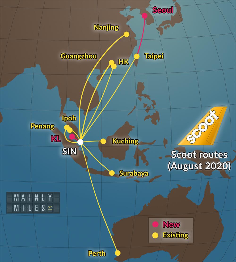 TR Routemap August