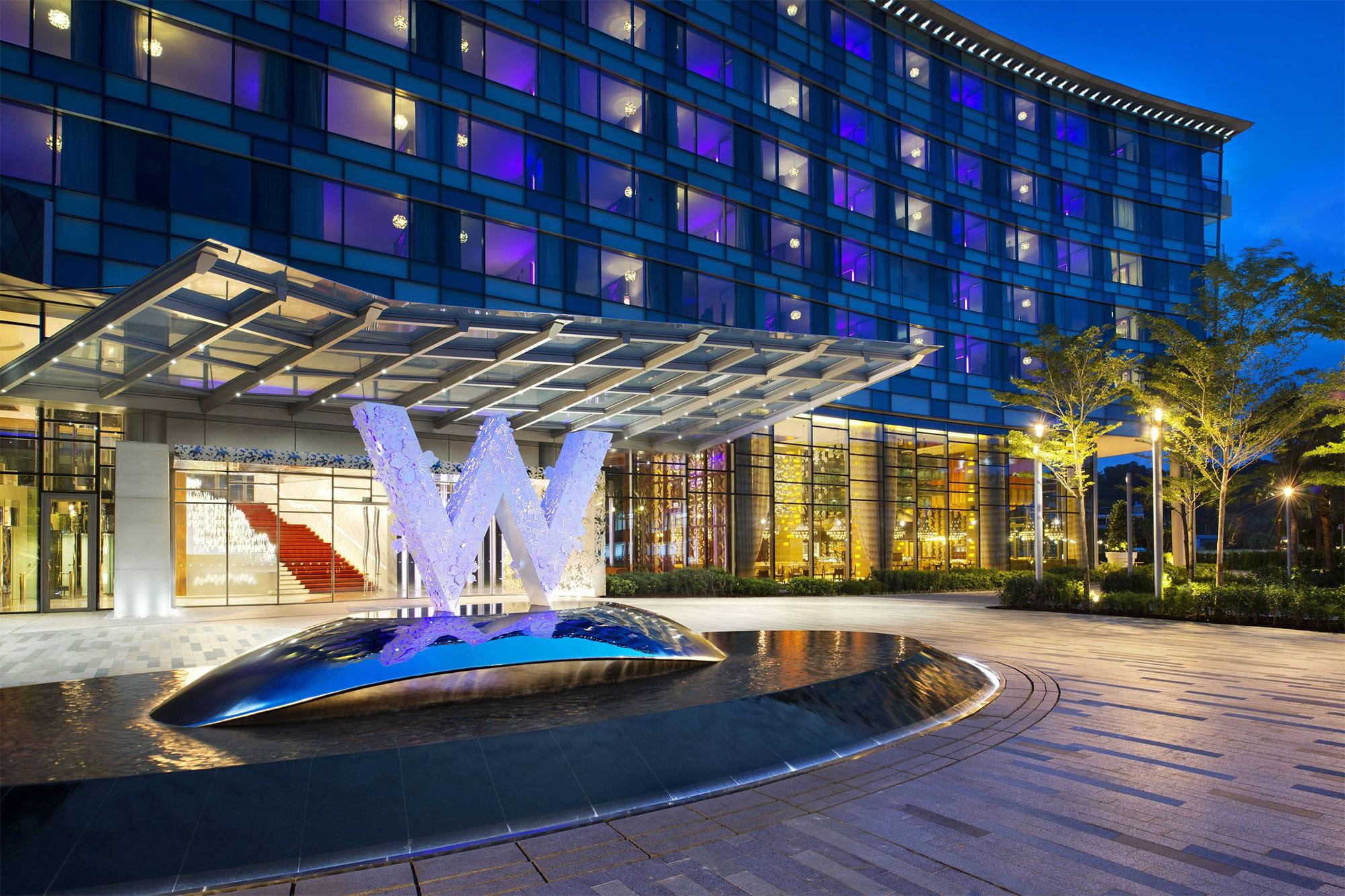 W Hotel Singapore (Marriott)