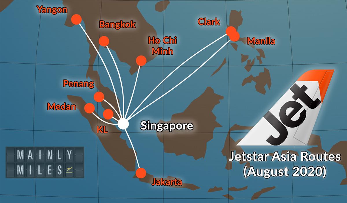 3K Routes Aug 2020