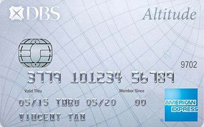 Altitude Card Amex Small