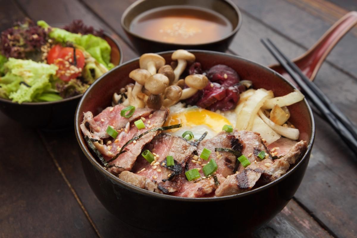 Beef Bowl (Pasarbella)