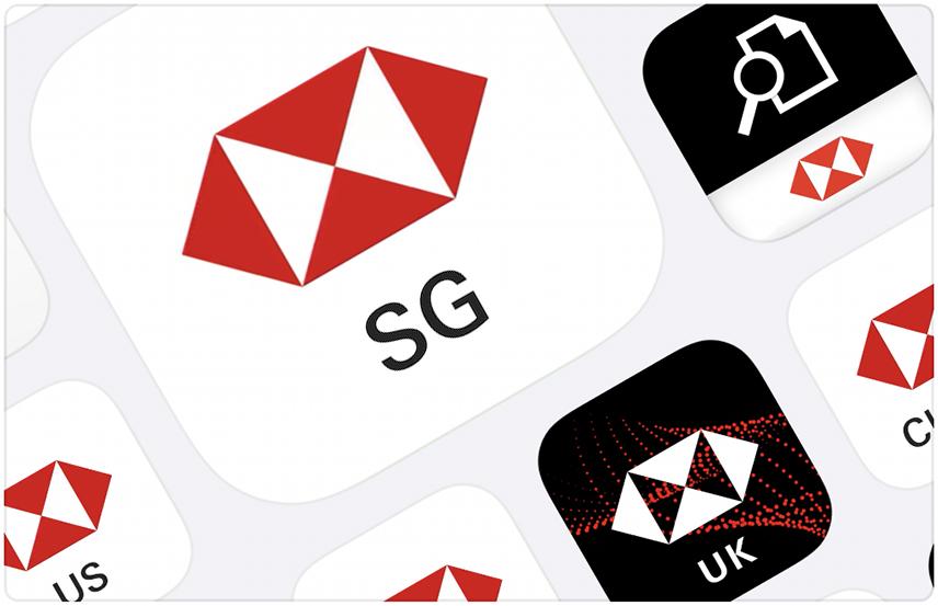 HSBC Apps