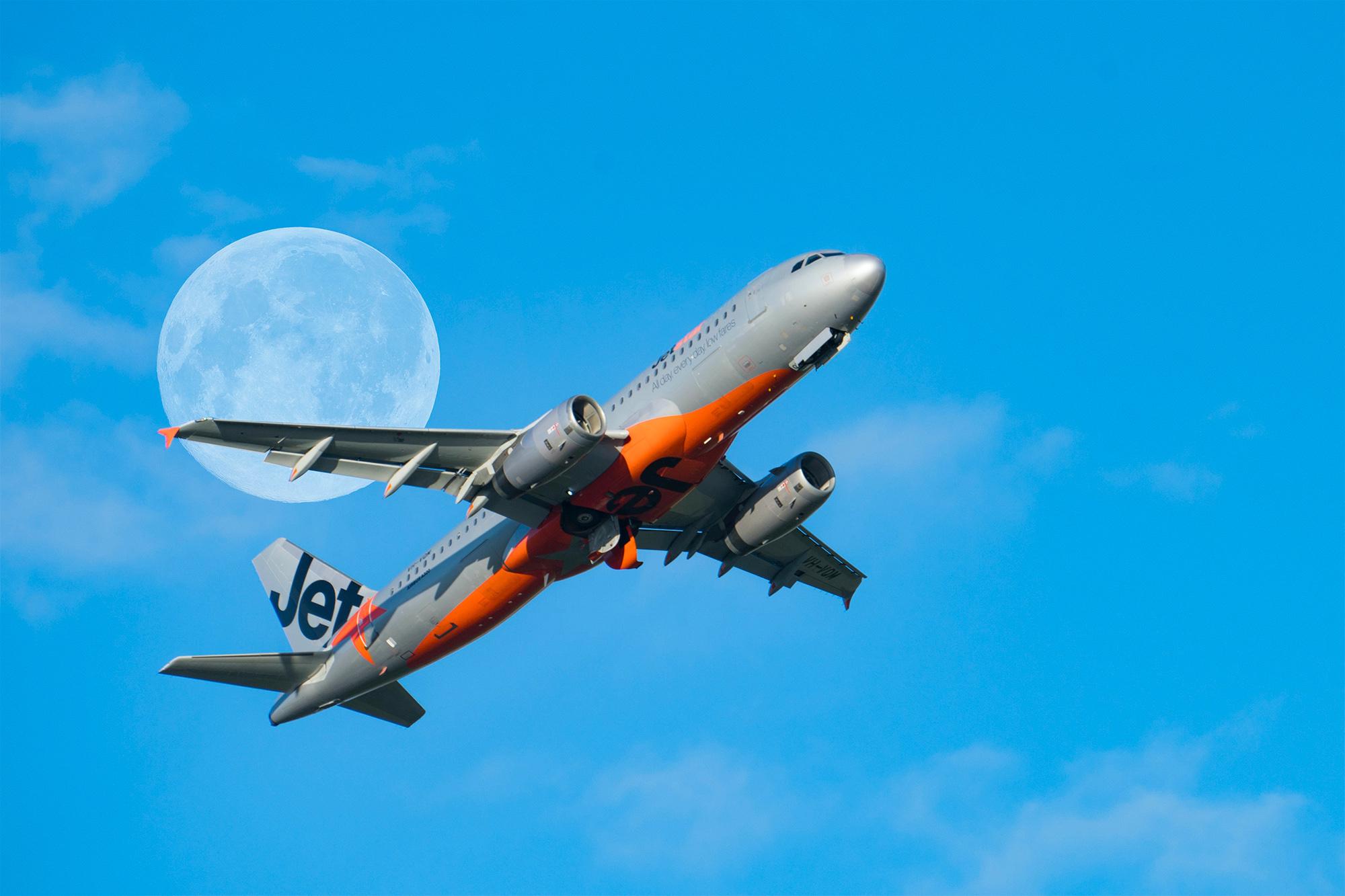 JQ A320 (Hendri Lidayani)